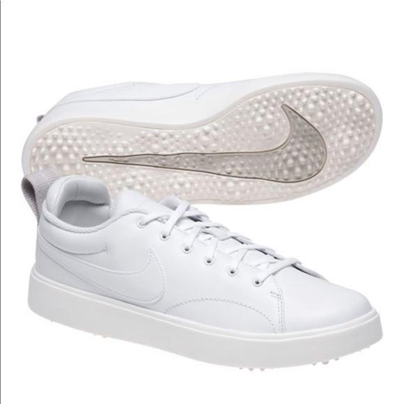 nike course classic white